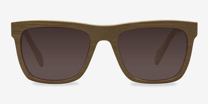 Virtual Yellow Men Sunglasses EyeBuyDirect