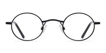 Black Arthur -  Classic Metal Eyeglasses
