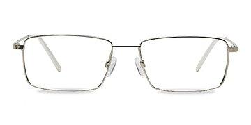 Silver Falcon -  Metal Eyeglasses