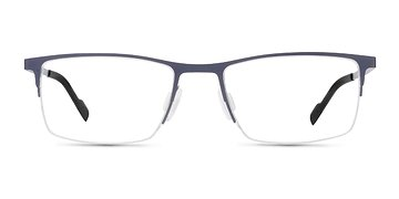 Gray SAK351 -  Metal Eyeglasses
