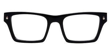 Black ROCK! Mike -  Designer Acetate Eyeglasses