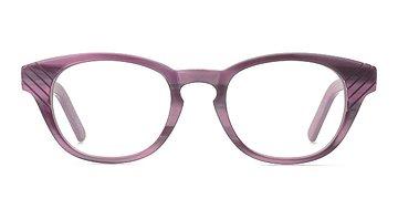 Purple Allyson -  Colorful Acetate Eyeglasses