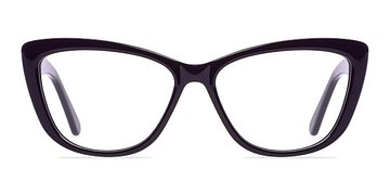 Purple Charlotte -  Classic Acetate Eyeglasses