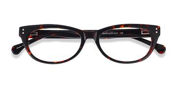 Brown/Tortoise Monica -  Fashion Acetate Eyeglasses