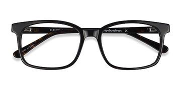 Brown/Tortoise Claudia -  Classic Acetate Eyeglasses