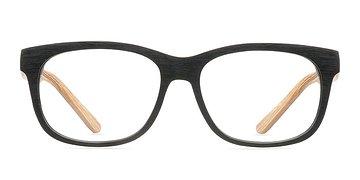 Black White pine -  Fashion Acetate Eyeglasses