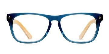 Blue Indian Creek -  Fashion Acetate Eyeglasses
