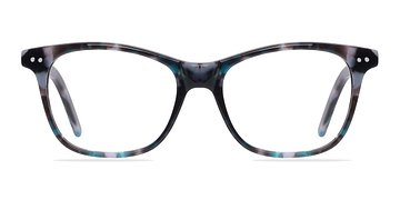 Gray/Blue Almost Famous -  Classic Acetate Eyeglasses