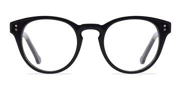 Black Twist -  Classic Acetate Eyeglasses
