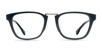 Black Dandy -  Classic Acetate Eyeglasses
