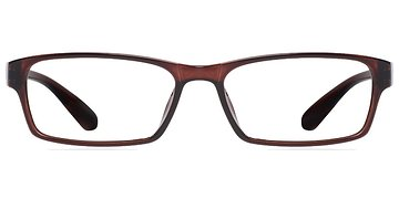 Brown  Jeans -  Classic Plastic Eyeglasses