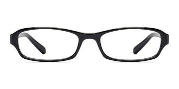 Black  Adept -  Classic Plastic Eyeglasses