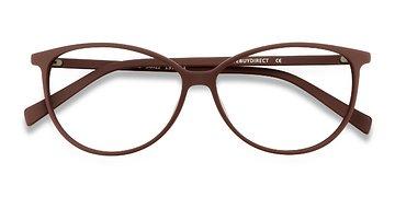 Matte Brown/Pink Adore -  Fashion Acetate Eyeglasses