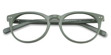 Green Morning -  Fashion Acetate Eyeglasses
