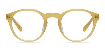 Yellow Perception -  Classic Acetate Eyeglasses