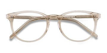 Champagne Aura -  Fashion Acetate Eyeglasses