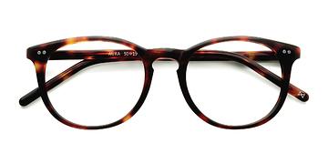 Warm Tortoise Aura -  Fashion Acetate Eyeglasses