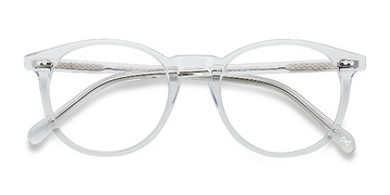 Translucent Prism -  Fashion Acetate Eyeglasses