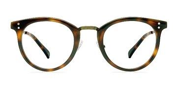Caramel Nostalgia -  Fashion Acetate Eyeglasses