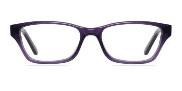 Purple Ailly -  Acetate Eyeglasses
