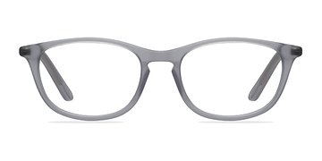 Clear/Gray Valentin -  Fashion Acetate Eyeglasses