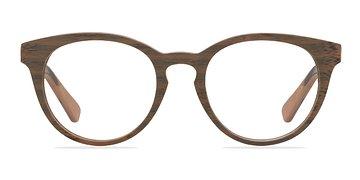Brown/Striped Stanford -  Fashion Eyeglasses