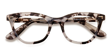 Gray/Tortoise Ellie -  Fashion Acetate Eyeglasses