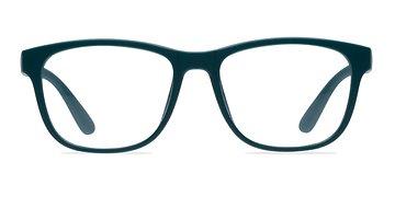Matte Green Milo -  Fashion Plastic Eyeglasses