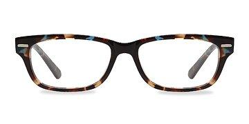 Blue Tortoise Fairmount -  Fashion Acetate Eyeglasses