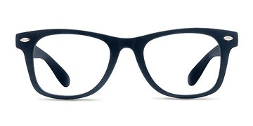 Matte Black Atlee -  Plastic Eyeglasses