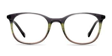 Gray Green Peppermint -  Fashion Acetate Eyeglasses