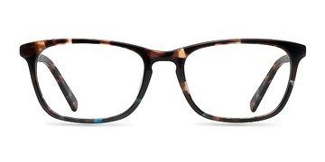Blue Tortoise Wildfire -  Fashion Acetate Eyeglasses