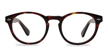 Tortoise The Loop -  Acetate Eyeglasses