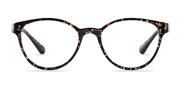 Floral Palette -  Fashion Plastic Eyeglasses