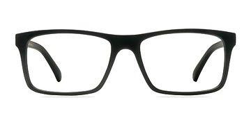 Matte Black Persian -  Classic Plastic Eyeglasses