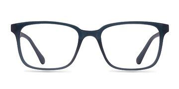 Matte Navy November -  Classic Plastic Eyeglasses