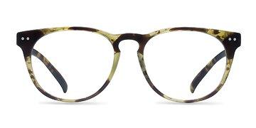 Matte Tortoise Brick Lane -  Fashion Plastic Eyeglasses