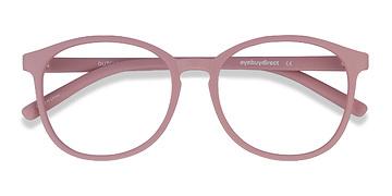 Matte Pink Dutchess -  Fashion Plastic Eyeglasses