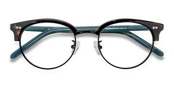Tortoise Annabel -  Classic Acetate Eyeglasses