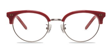 Red Annabel -  Classic Acetate Eyeglasses