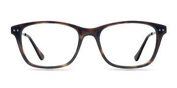 Tortoise Hudson -  Fashion Acetate Eyeglasses