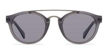 Matte Gray Enzo -  Sunglasses