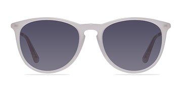 Clear/White Interlude -  Sunglasses