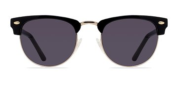 Black/Gloden The hamptons -  Sunglasses