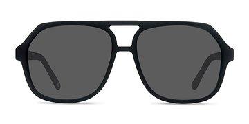 Matte Black Vegas -  Sunglasses