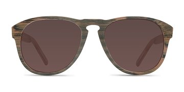 Brown Phased -  Sunglasses