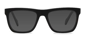 Matte Black Virtual -  Sunglasses