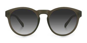 Matte Green Taylor -  Sunglasses