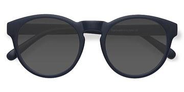 Matte Navy Taylor -  Sunglasses