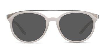 Matte White Morning Breeze -  Sunglasses